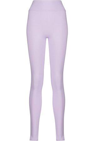 LIVE THE PROCESS Ballet high-rise leggings