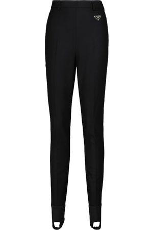 Prada Women Trousers - Wool pants