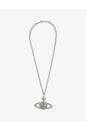 Vivienne Westwood Men Necklaces - Bas Relief embellished necklace pendant