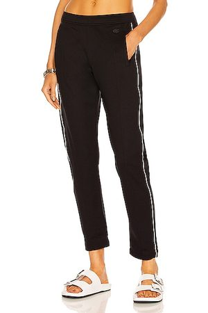 NILI LOTAN X Champion Track Pant with Piping in