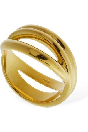 Missoma Infini Thick Ring