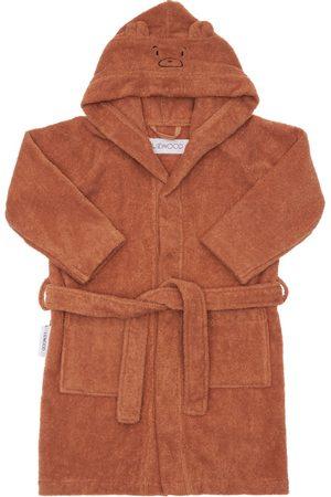 LIEWOOD Bear Organic Cotton Bathrobe