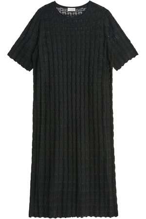By Malene Birger Women Knitted Dresses - DRYPHIS LACE-KNITTED DRESS