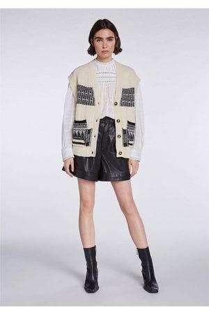 SET Women Tank Tops - Set Knitted Sleeveless Vest