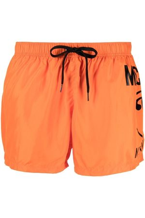 Moschino MEN'S A614459890064 POLYESTER TRUNKS