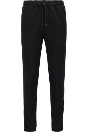 HUGO BOSS BOSS Gold Logo Side Stripe Sweat Pants