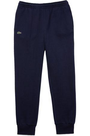 Lacoste SPORT Cotton Fleece Tennis Sweatpants - Navy