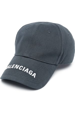 Balenciaga Men Hats - Logo Visor Cap
