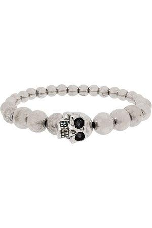 Alexander McQueen Skull multibeaded bracelet