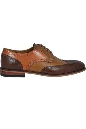 Lacuzzo C Contrast Panel Brogue Shoe 6