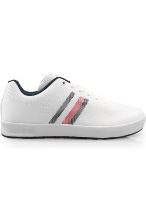 Tommy Hilfiger Sustainable Knitted Cupsole Trainer