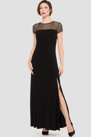 Joseph Ribkoff Shimmer Split Dress Style 184550