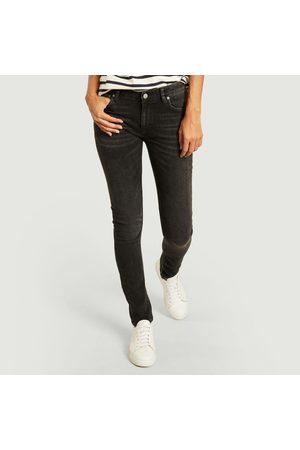 Nudie Jeans Skinny Lin jeans Worn Jeans