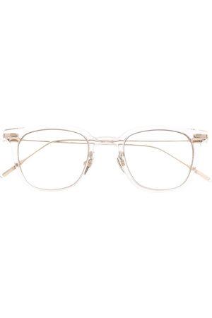 Gentle Monster Booster C1 square-frame glasses - Neutrals