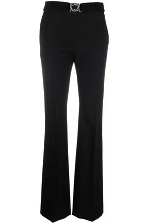 Roberto Cavalli Women Trousers - Belted-waist trousers