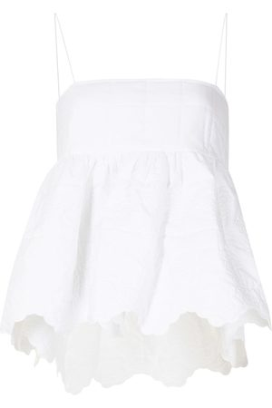Cecilie Bahnsen Quilted camisole top