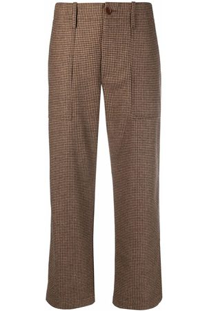 JEJIA Women Trousers - Cropped tailored trousers
