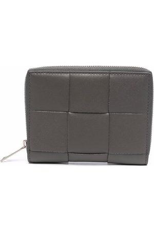 Bottega Veneta Intrecciato zipped wallet