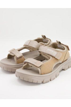 Shaka Men Sandals - Humvee sandals in -Neutral