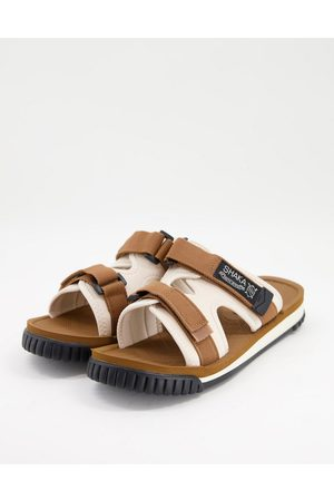 Shaka Men Sandals - Chill out sliders in