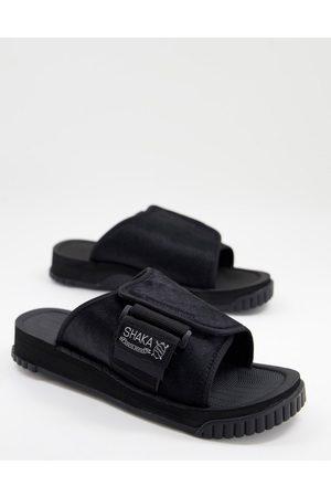 Shaka Men Sandals - X-packer sliders in cowhair