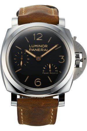 Pre-Owned Panerai Men Watches - Luminor Power Reserve Mens Watch PAM00423