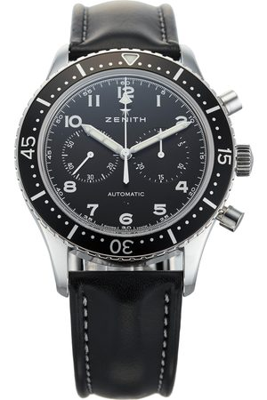 Pre-Owned Zenith Men Watches - Cronometro Tipo Mens Watch 03.2240.4069/21.C774