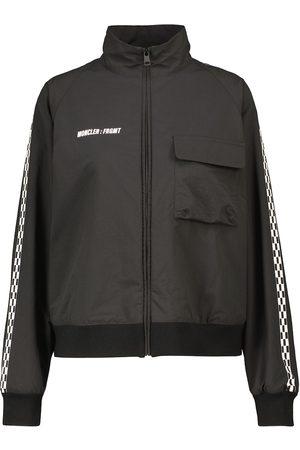 Moncler Genius Women Summer Jackets - Logo track jacket