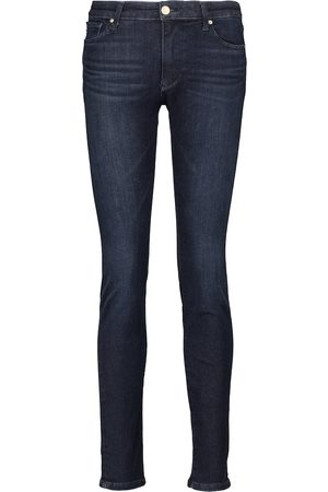 AG Jeans Prima high-rise skinny jeans