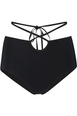 CHRISTOPHER ESBER Tie-trimmed bikini bottoms