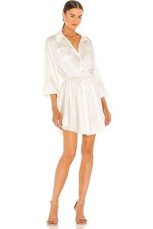 Retrofete Olive Mini Dress in . Size XS, S.