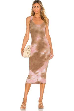 Cotton Citizen Women Midi Dresses - Verona Midi Dress in . Size XS, S, M.