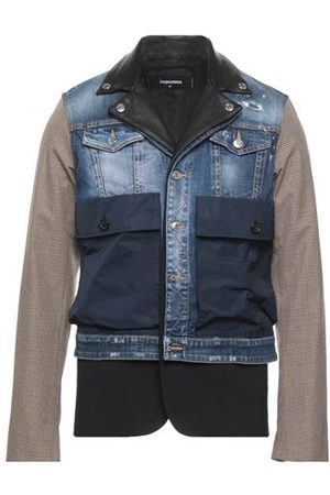 Dsquared2 Men Denim Jackets - COATS & JACKETS - Denim outerwear
