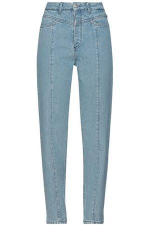 BOLONGARO TREVOR Women Trousers - BOTTOMWEAR - Denim trousers