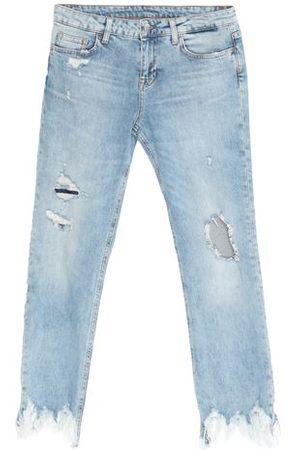 Liu Jo Women Trousers - BOTTOMWEAR - Denim trousers