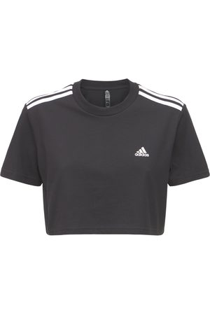 adidas Women T-shirts - Cropped T-shirt