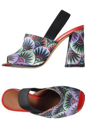 Emporio Armani Women Sandals - FOOTWEAR - Sandals