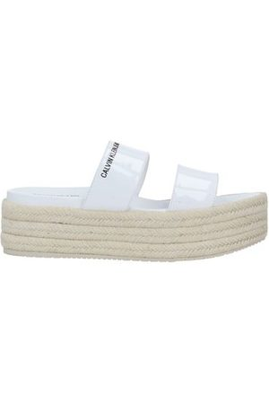 CALVIN KLEIN JEANS FOOTWEAR - Sandals