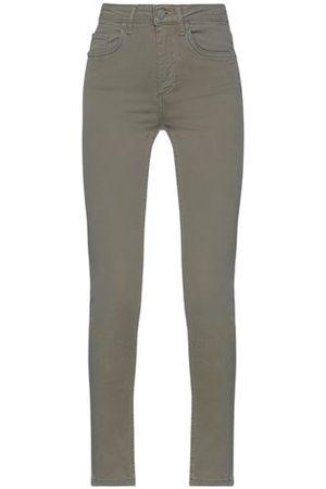 SILVIAN HEACH Women Trousers - BOTTOMWEAR - Denim trousers