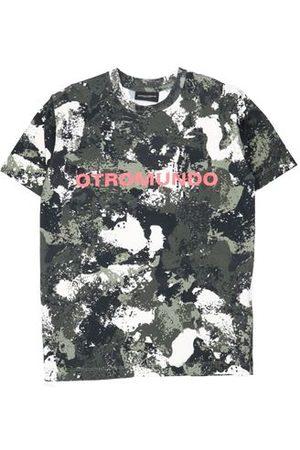 MARCELO BURLON Boys Short Sleeve - TOPWEAR - T-shirts