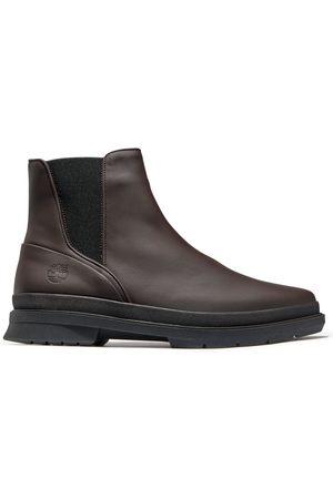 Timberland Cc boulevard chelsea boot for men in dark dark , size 6.5
