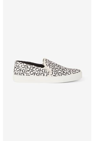 KENZO Men Trainers - K-Skate lace-free trainers