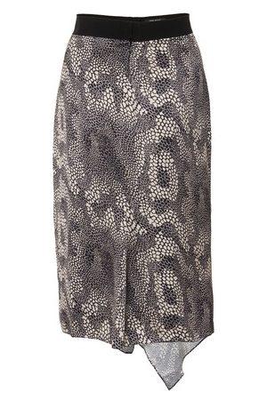 Isabel Marant Women Midi Skirts - Vaiami midi skirt