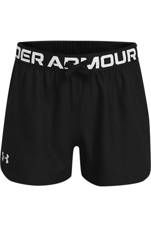 Under Armour Girls Shorts - Girls Play Up Solid Shorts