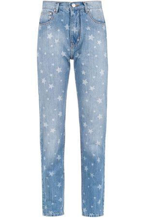 Amapô Women Boyfriend - Star mom jeans