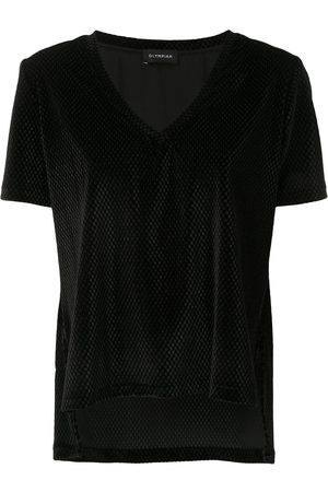 Olympiah Women Blouses - Cirque short sleeves blouse