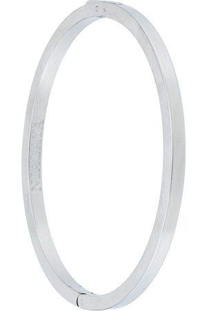 Nialaya Men Bracelets - Slim bracelet band