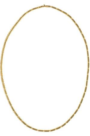 Anita Ko 18kt yellow Bunny necklace