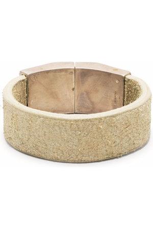 PARTS OF FOUR Box Lock bracelet - Neutrals