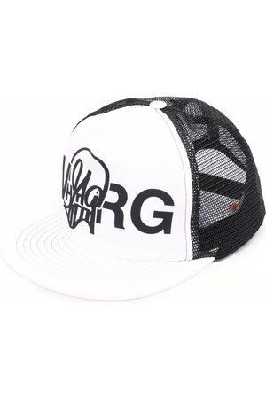 OFF-WHITE Men Hats - X KATSU logo-print cap